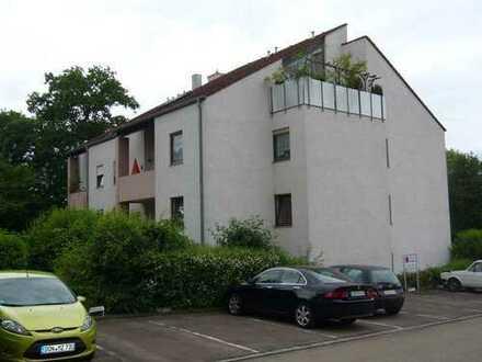 Ruhige, gepflegte Wohnung in Donauwörth-Parkstadt