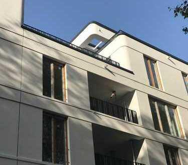 +++ERSTBEZUG+++Traumwohnung mit großer Dachterrasse über den Dächern Duisserns!