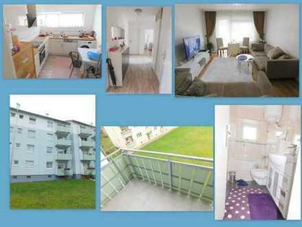 *Gepflegte 3 Zi. Wohnung mit Balkon in ruhiger Lage von Schorndorf*