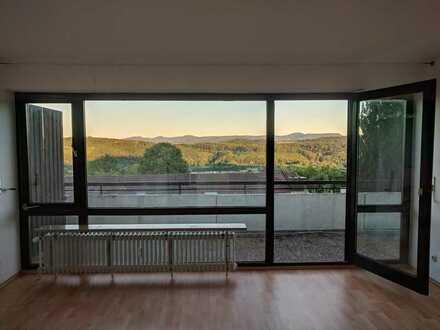 2-Zimmer-Wohnung mit traumhafter Aussicht auf dem Österberg