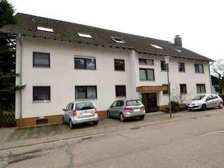 Eppelheim - 4 Zimmer Dachwohnung mit schöner Loggia