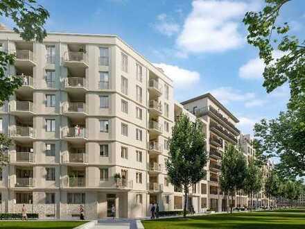 Urbanität und Natur in perfekter Ergänzung! Cityapartment mit hoher Wohnqualität in Haidhausen