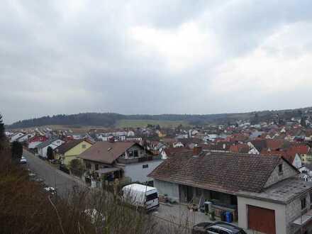 **** 3-Fam.-Haus (freiwerdend) mit Panoramablick ****