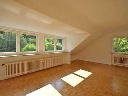 Familienleben in Werden's grünster Ecke! Helle, kinderfreundliche Wohnung mit Blick, ohne Balkon