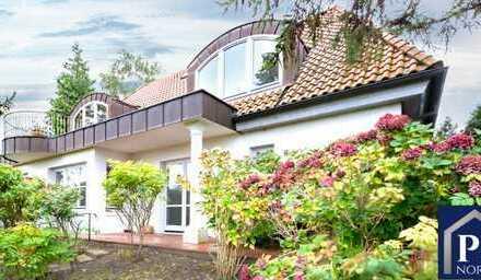 Villa mit Ostseepanorama