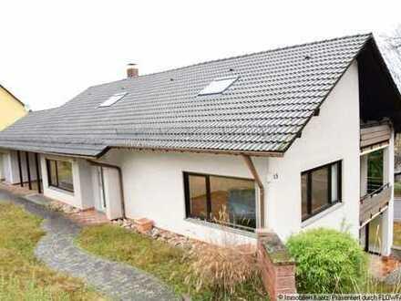 Ein- oder Zweifamilienhaus mit Gewerbeanteil