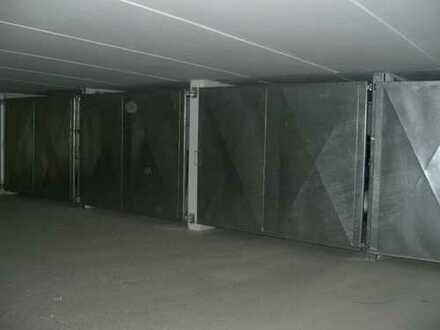 Einzelgarage mit Beleuchtung, in Grau-Rheindorf von Privat