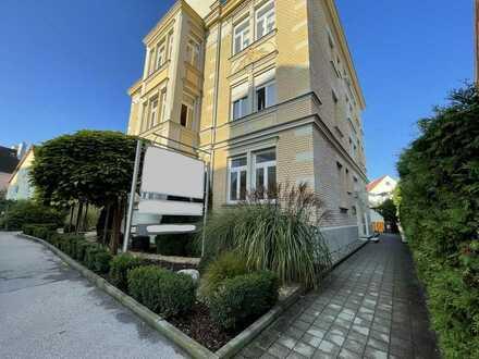 Bürofläche in historischem Altbau in Pfersee zu vermieten