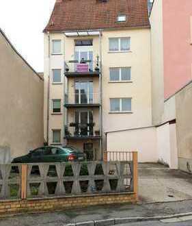 helle Wohnung mit Balkon und PKW Stellplatz in Zentrumsnähe von Großenhain