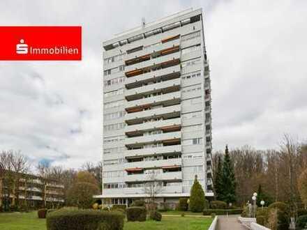 Top-gepflegte Wohnung in Kronberg am Taunus! Solide vermietet!