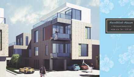 Nur noch begrenzt verfügbar - 3-Zimmer-Eigentumswohnung in zentraler Lage von Werder