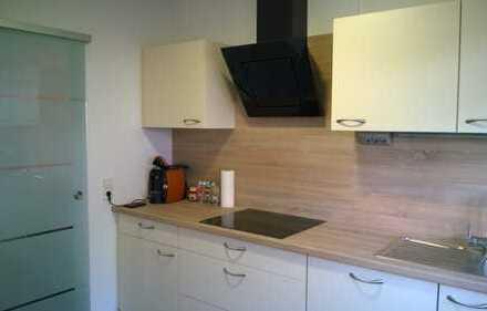 3-Zimmer-EG-Wohnung mit Balkon und EBK in Schömberg-Langenbrand
