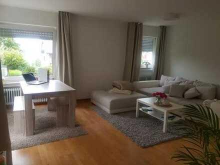 Helle 2-Zimmer-Wohnung mit Terrasse / Garten und EBK in Eberdingen- Nussdorf