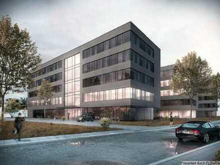 Grundstück mit Baurecht für Bürogebäude und Tiefgarage
