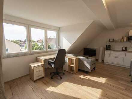Neubau und Erstbezug - möbliertes Apartment in Ingolstadt - Nähe Westpark und Klinikum
