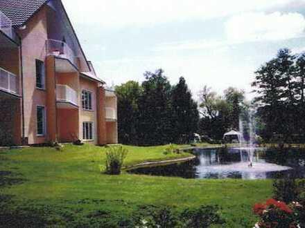 Wunderschöne 3-Raum-Wohnung in Fürstenwalde mit Dachterrasse