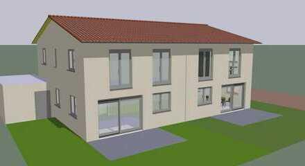 NEUBAU Doppelhaushälfte in Karlskron zu verkaufen!