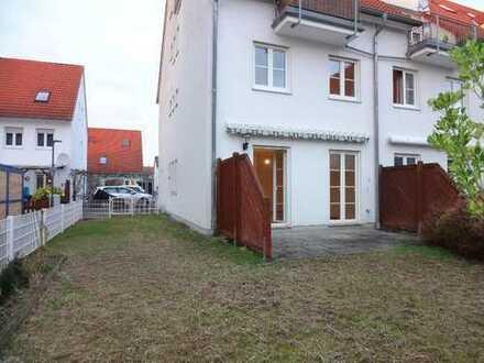 4 ZKBB# Maisonette# ca.100 m² Garten# KFZ-Stellpl.# tgl.-Wannenbad# G-WC #evtl. EBK #Griesheim