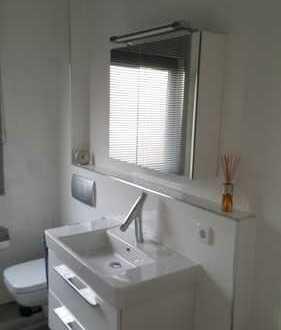 Neuwertige 3-Zimmer-Wohnung mit Balkon und Einbauküche in Karben