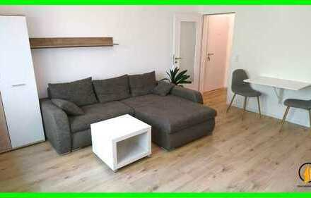 ⭐Uni-Wohnung, vollständig saniertes und möbliertes Apartment