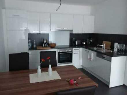 Neuwertige 2-Zimmer-Wohnung mit EBK in Nagold