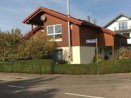 Helle 5-Zi-Wohnung EG mit Terrasse und Wintergarten in Bühl-Weitenung