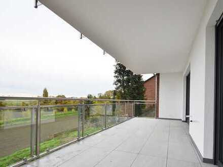 Traumhafte 4 Zimmer-Maisonettewohnung mit zwei Terrassen, Garten und Wahnsinnsblick!