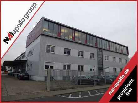Günstige Lager/Büroflächen | ca. 3.600 m² (teilbar) | sehr gute Autobahnanbindung