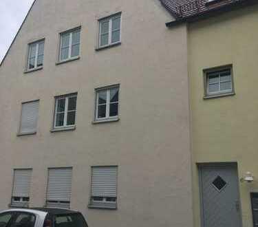 Schöne, modernisierte 3-Zimmer-Maisonette-Wohnung in Memmingen–Innenstadt