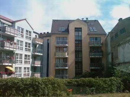 Außergewöhnliche 2-Raum-DG-Wohnung Zittau Innenstadt mit Aufzug und Fernblick
