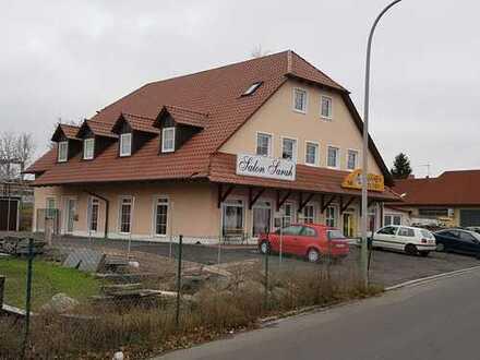 Wohn- und Gewerbeimmobilie