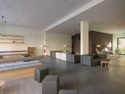 Modern möbliertes Apartment mit Dachterrasse - Neubau