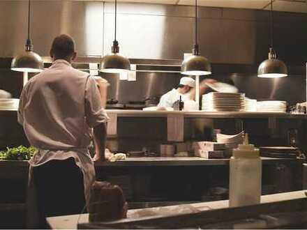 REMAX - Kapitalanlage! Gut eingeführte Gastronomie mit langem Mietvertrag in Frankfurt Sachsenhausen