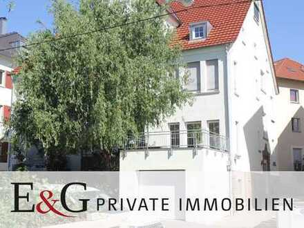 Über zwei Etagen - Exklusive 4,5-Zimmer-Wohnung in zentrumsnaher Toplage von Stuttgart