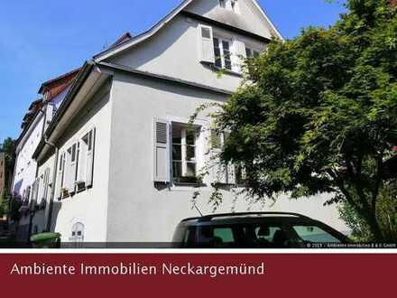 Charmantes Altstadthaus mit idyllischem Hinterhof