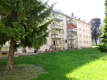 schöne zentrumsnahe 2-Zimmerwohnung mit Balkon