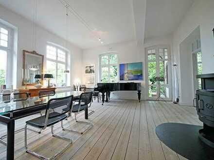 Jugendstil-Villa in Stiepel: Einzigartig schön