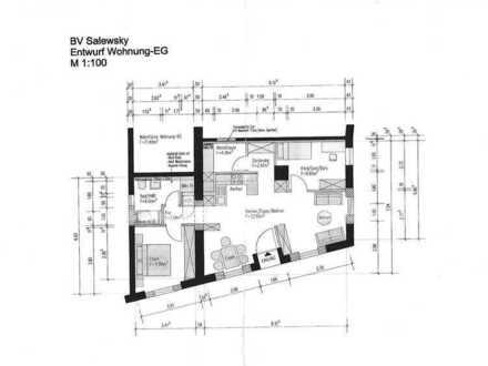 Erstbezug nach Sanierung- Schöne drei Zimmer Wohnung in Neustadt-Mußbach