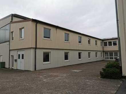 Büro- und Lagerräume im Industriegebiet Melle Wellingholzhausen