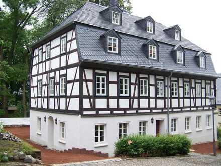 Klein aber fein: Ihr Wohnsitz (1 Raum) direkt am Schloss Augustusburg
