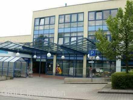 SUPERMARKT mit 741 m² Verkaufsfläche zzgl. Lager - LKW-Rampe, Kühlräumen + Parkpl. direkt am Südring