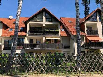 Individuelle Eigentumswohnung in moderner Wohnanlage zu verkaufen