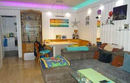 Gemütliche 1,5-Zimmer-Wohnung mit Balkon und Einbauküche in Darmstadt