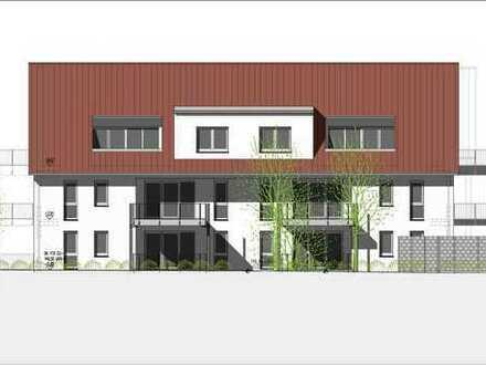Erstbezug barrierefreie 2 ZKB Wohnung mit Balkon (A08)