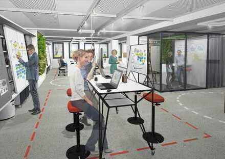 Design Thinking & Agile Working Mietfläche für Innovation Lab - 1A Lage