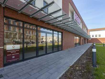 Laden an Hauptstraße | Plagwitz | Fachmarktzentrum | Ausbau n. Mieterwunsch | Maisonette