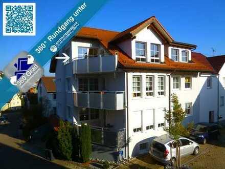 Tolle 4,5-Zimmer-Eigentumswohnung in kleiner Wohneinheit mit Garage!