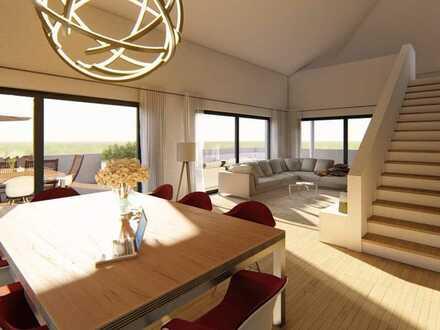 NEUBAU: Penthousewohnung mit Panoramablick