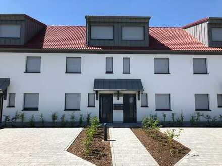 Hochwertige Wohnungen im Reihenhausstil in Bernau bei Berlin