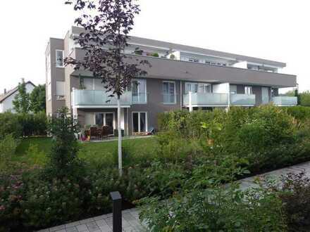 Exklusive 3 Zimmer Neubauwohnung in Walheim